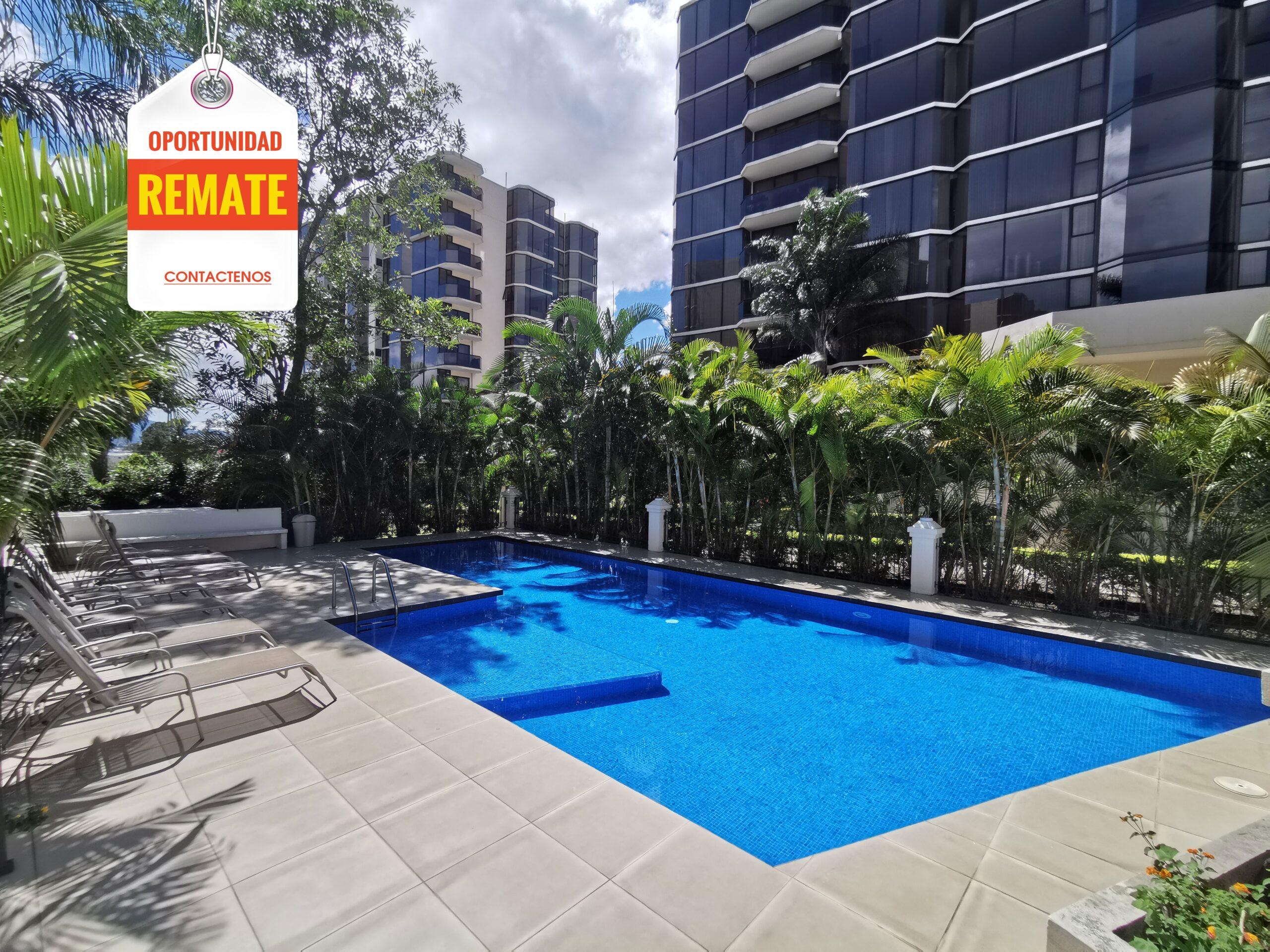 Venta de apartamento en condominio en Altos de Marbella, Bello Horizonte, Escazú, San José, Costa Rica.