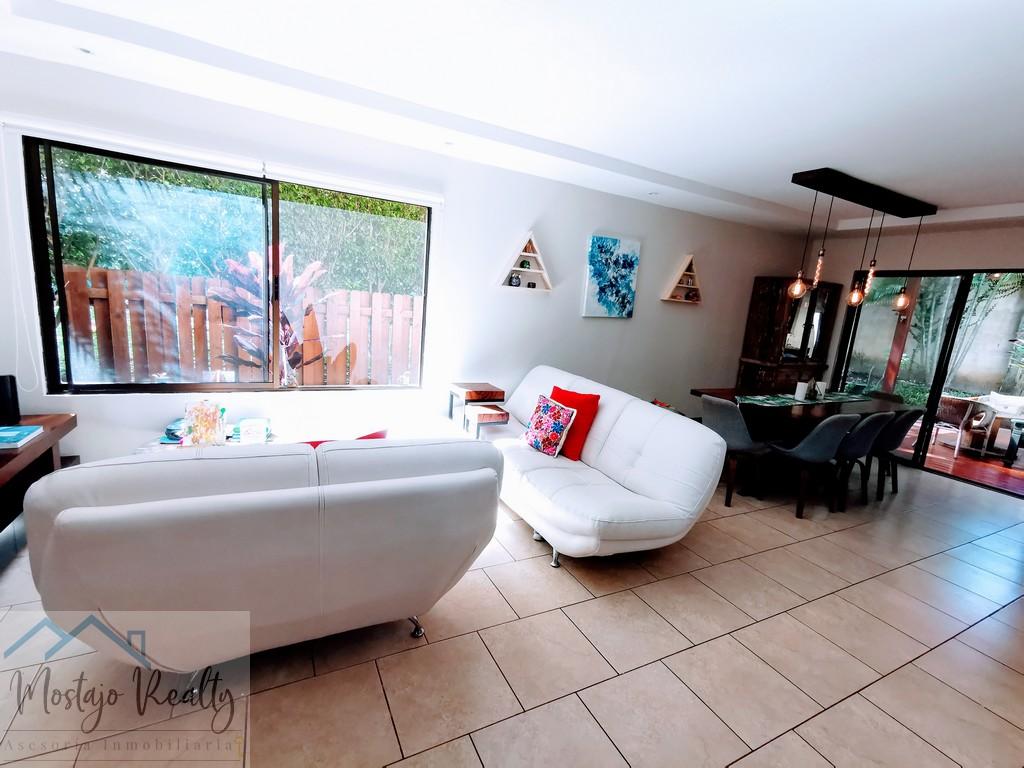 Alquiler de Casa en Condominio Hacienda los Maderos, Brasil de Mora