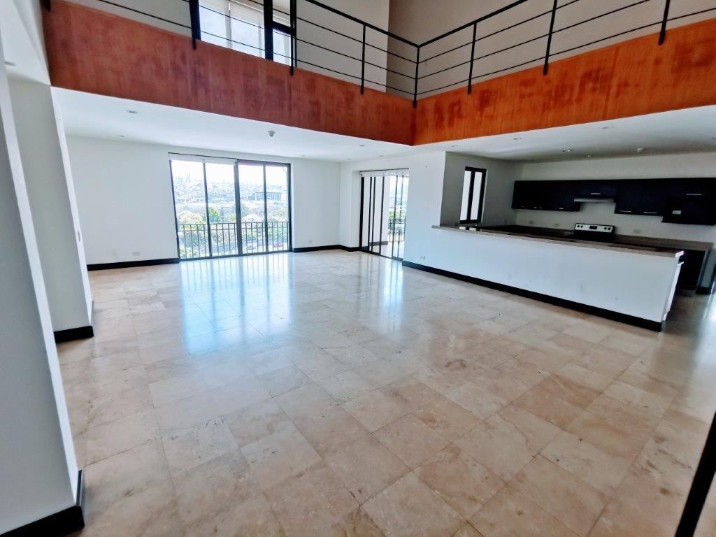 Alquiler lujoso penthouse, vistas espectaculares, zona exclusiva, San Rafael de Escazú