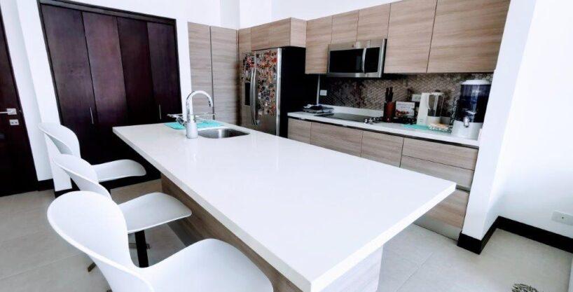 Alquiler apartamento condominio Parques del Sol, Santa ana,  full amenidades