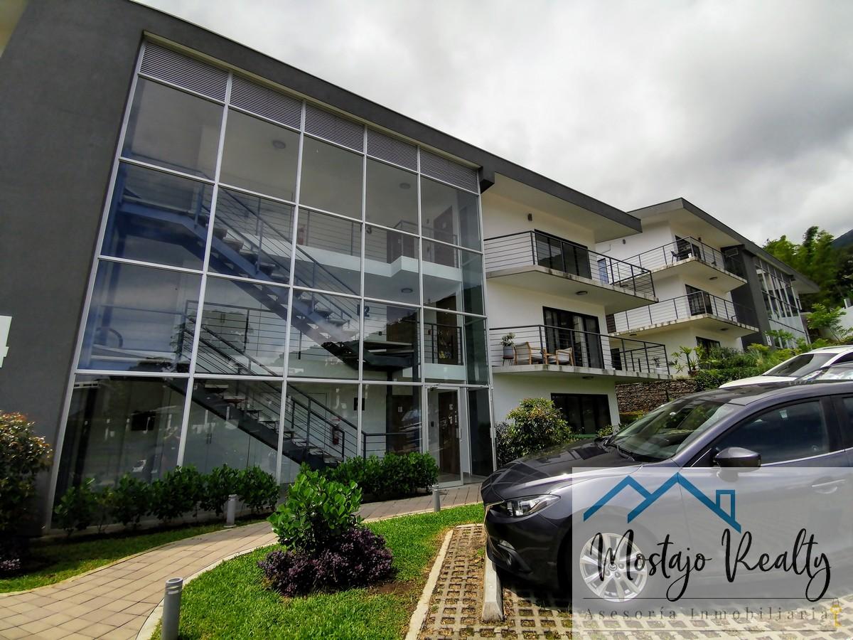 Alquiler apartamento de estreno en Condominio San Nicolas de Bari, Santa Ana, Costa Rica